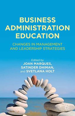 Dhiman, Satinder - Business Administration Education, ebook