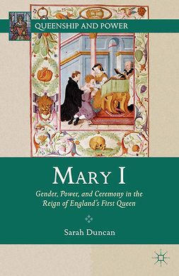 Duncan, Sarah - Mary I, ebook