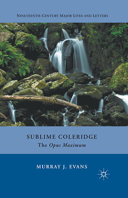 Evans, Murray J. - Sublime Coleridge, ebook