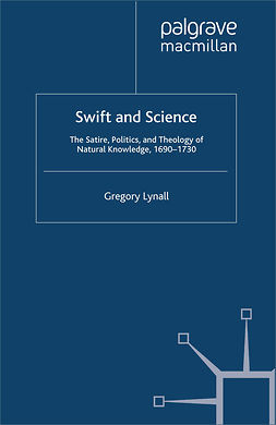 Lynall, Gregory - Swift and Science, ebook