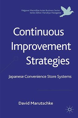 Marutschke, David - Continuous Improvement Strategies, ebook