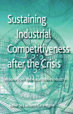 Ciravegna, Luciano - Sustaining Industrial Competitiveness after the Crisis, ebook