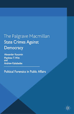 Kakabadse, Andrew - State Crimes Against Democracy, e-bok