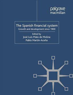 Martín-Aceña, Pablo - The Spanish financial System, ebook