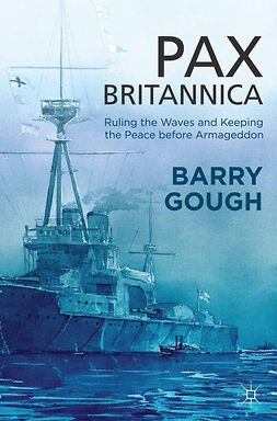Gough, Barry - Pax Britannica, e-kirja