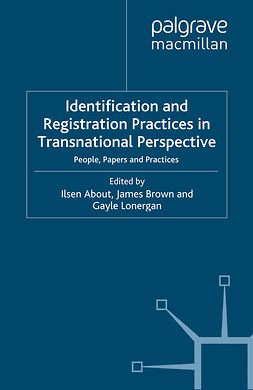 About, Ilsen - Identification and Registration Practices in Transnational Perspective, ebook