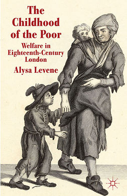 Levene, Alysa - The Childhood of the Poor, ebook