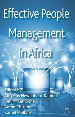 Chizema, Amon - Effective People Management in Africa, ebook