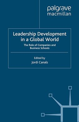 Canals, Jordi - Leadership Development in a Global World, ebook