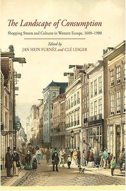 Furnée, Jan Hein - The Landscape of Consumption, e-bok