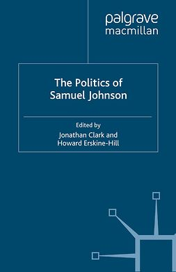 Clark, Jonathan - The Politics of Samuel Johnson, ebook
