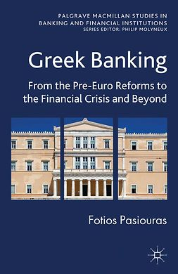 Pasiouras, Fotios - Greek Banking, ebook