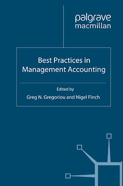 Finch, Nigel - Best Practices in Management Accounting, e-bok