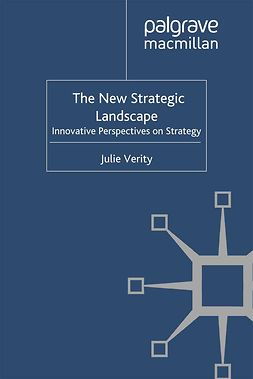 Verity, Julie - The New Strategic Landscape, ebook