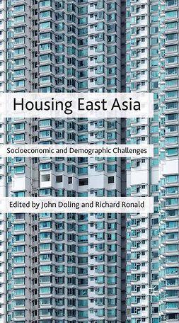 Doling, John - Housing East Asia, ebook