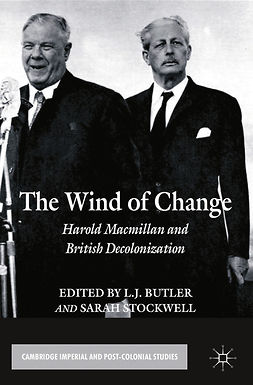 Butler, L. J. - The Wind of Change, ebook