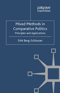 Berg-Schlosser, Dirk - Mixed Methods in Comparative Politics, e-bok