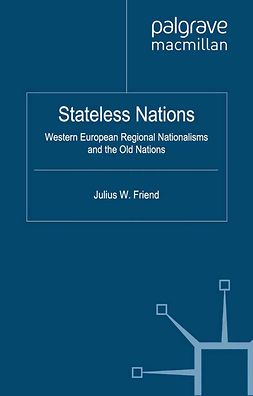 Friend, Julius W. - Stateless Nations, ebook