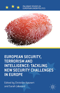 Kaunert, Christian - European Security, Terrorism and Intelligence, e-bok