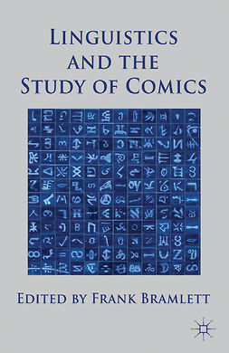 Bramlett, Frank - Linguistics and the Study of Comics, ebook
