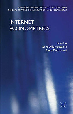 Allegrezza, Serge - Internet Econometrics, ebook