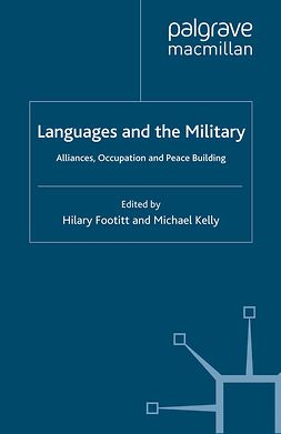 Footitt, Hilary - Languages and the Military, e-bok