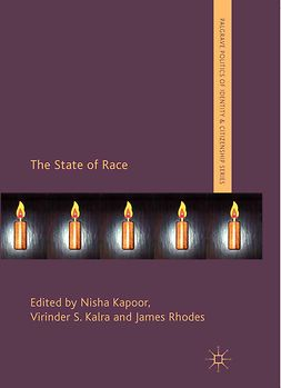 Kalra, Virinder S. - The State of Race, e-kirja