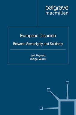 Hayward, Jack - European Disunion, ebook
