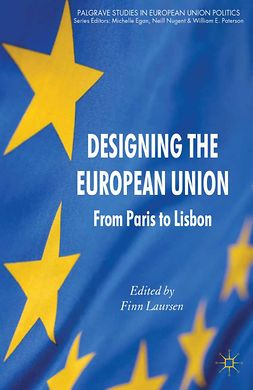 Laursen, Finn - Designing the European Union, e-kirja
