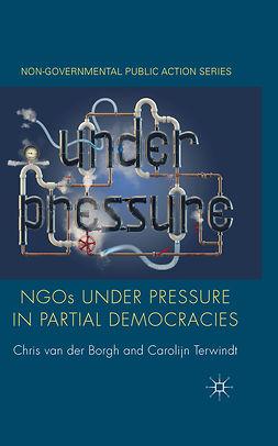 Borgh, Chris - NGOs under Pressure in Partial Democracies, ebook