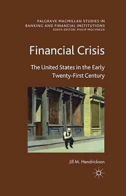 Hendrickson, Jill M. - Financial Crisis, ebook