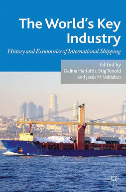 Harlaftis, Gelina - The World's Key Industry, ebook