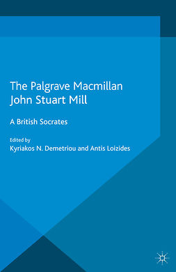 Demetriou, Kyriakos N. - John Stuart Mill, ebook