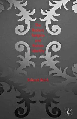 Mutch, Deborah - The Modern Vampire and Human Identity, e-bok