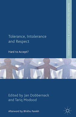 Dobbernack, Jan - Tolerance, Intolerance and Respect, ebook