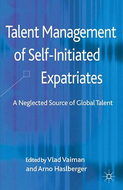 Haslberger, Arno - Talent Management of Self-Initiated Expatriates, ebook
