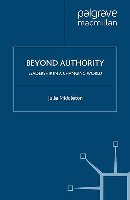 Middleton, Julia - Beyond Authority, e-kirja