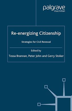 Brannan, Tessa - Re-Energizing Citizenship, e-kirja