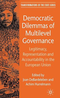 DeBardeleben, Joan - Democratic Dilemmas of Multilevel Governance, ebook