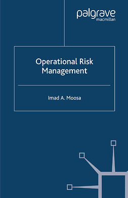 Moosa, Imad A. - Operational Risk Management, ebook