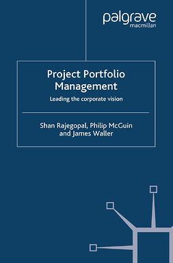 McGuin, Philip - Project Portfolio Management, ebook