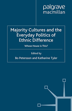 Petersson, Bo - Majority Cultures and the Everyday Politics of Ethnic Difference, e-bok