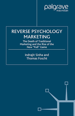 Foscht, Thomas - Reverse Psychology Marketing, ebook