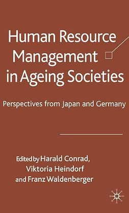 Conrad, Harald - Human Resource Management in Ageing Societies, e-kirja
