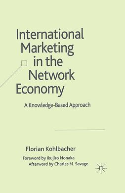 Kohlbacher, Florian - International Marketing in the Network Economy, ebook