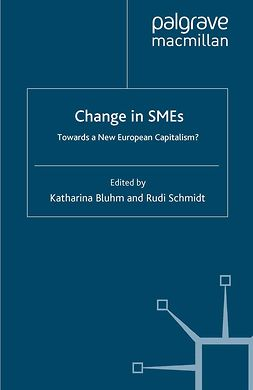 Bluhm, Katharina - Change in SMEs, ebook