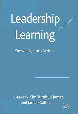 Collins, James - Leadership Learning, e-kirja