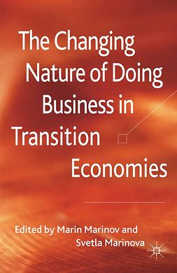 Marinov, Marin - The Changing Nature of Doing Business in Transition Economies, ebook