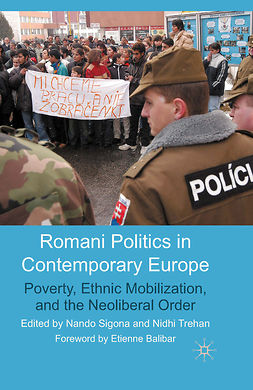Sigona, Nando - Romani Politics in Contemporary Europe, e-kirja