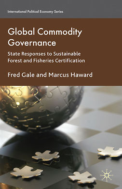 Gale, Fred - Global Commodity Governance, ebook